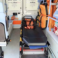 Ambulanze Private Cascina Triulza Milano